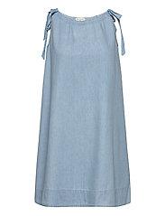 SLFNOVO SL DRESS W - LIGHT BLUE