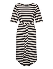 SLFIVY 2/4 BEACH DRESS B - BLACK