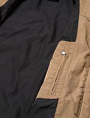 Selected Femme - SLFMARAN PADDED COAT B - padded coats - tigers eye - 5