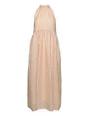 SLFDOSKY SL MAXI DRESS G - WHITE