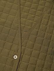 Selected Femme - SLFGINNA SL QUILTED VEST EX - puffer vests - olive night - 2