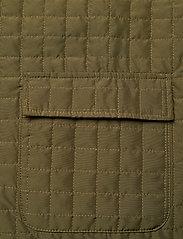 Selected Femme - SLFGINNA SL QUILTED VEST EX - puffer vests - olive night - 3