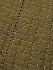Selected Femme - SLFGINNA SL QUILTED VEST EX - puffer vests - olive night - 4