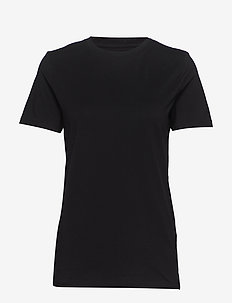 SLFMY PERFECT SS TEE BOX CUT NOOS - basis t-shirts - black