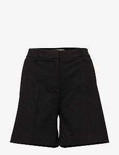 SLFILUE MW SHORTS B - bermudas - black