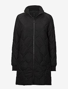 SLFOLTA DOWN JACKET B - quilted jassen - black