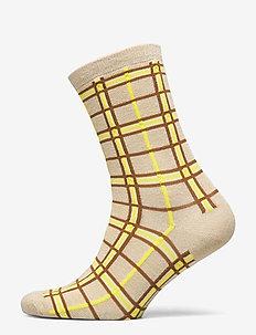 SLFVIDA SOCK B - sokker - birch