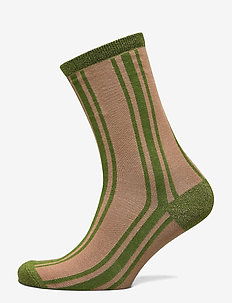 SLFVIDA SOCK B - sokker - tigers eye