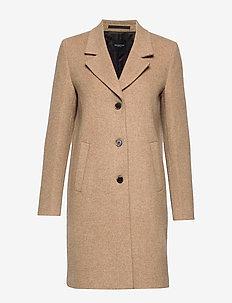 SLFSASJA WOOL COAT NOOS B - wool coats - amphora