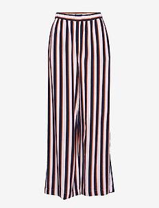 SLFTIANA WIDE PANT EX - bukser med brede ben - pink nectar