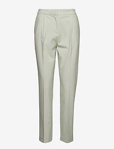 SLFOLLA MW PANT B - bukser med lige ben - spray