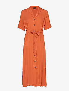 SLFCALLY 2/4 MIDI DRESS EX - MANGO
