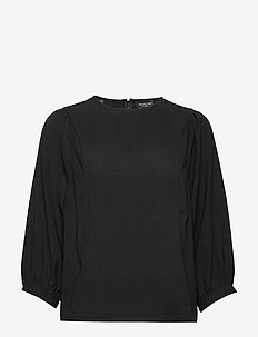 SLFTHEA 3/4 TOP B - BLACK