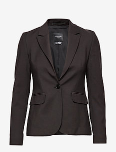 SLFSIRI-MUSE LSLAZER - getailleerde blazers - black