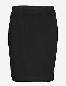SLFSHELLY MW SKIRT B - BLACK