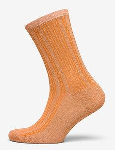 SLFLANA SOCK B - sokken - caramel