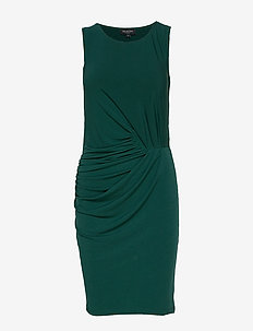 SLFTANJA-TELLER SL DRESS EX - midi dresses - ponderosa pine