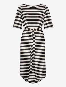 SLFIVY 2/4 BEACH DRESS B - strandtøj - black