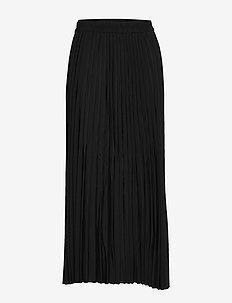 SLFALEXIS MW MIDI SKIRT B NOOS - maxi skirts - black