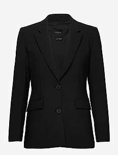 SLFRITA CLASSIC BLAZER BLACK B NOOS - blazers - black