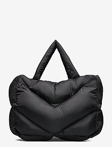 SLFCLARA QUILT BAG B - shoppers - black