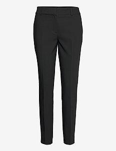 SLFRITA MW SLIM  PANT BLACK B NOOS - underdeler - black