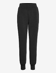SLFTENNY  HW SWEAT PANT - jogginghosen - black