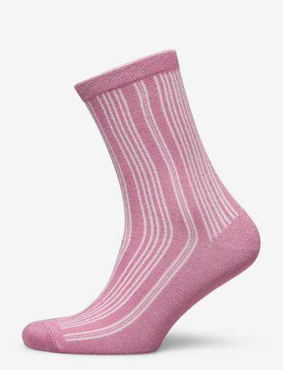 SLFLANA SOCK - crew-socken - prism pink