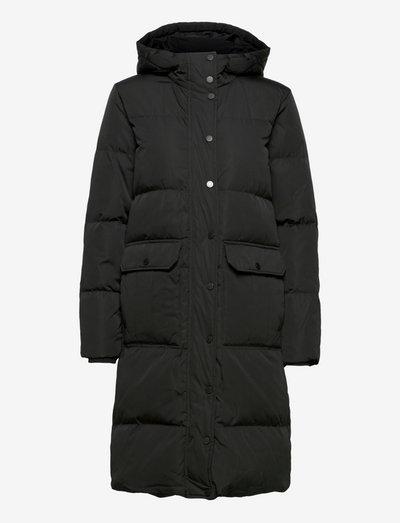 SLFNEW NIMA DOWN COAT W - vinterfrakker - black