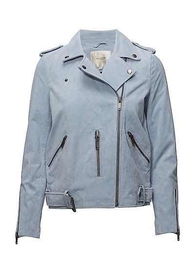 SFSANELLA LEATHER JACKET - SKYWAY