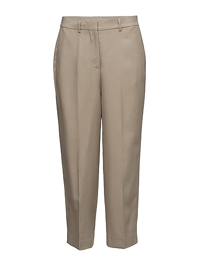 SFJOY CROPPED PANT - ALUMINUM