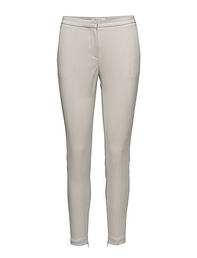 SFMUSE CROPPED MW PANT - DOVE - DOVE