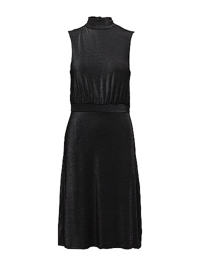 SFSTELLA SL DRESS - BLACK