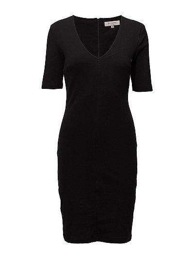 SFCARLA 2/4 DRESS - BLACK