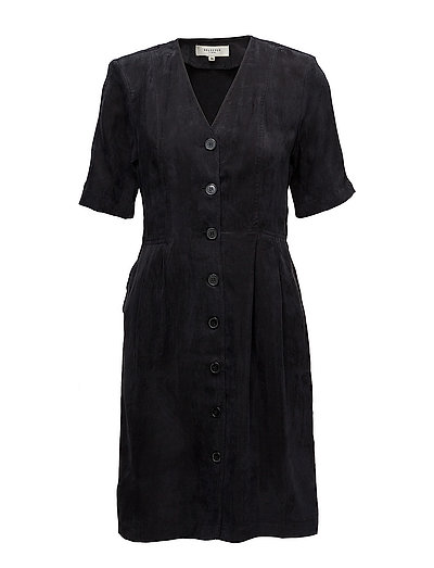 SFGRACY 2/4 DRESS - BLACK