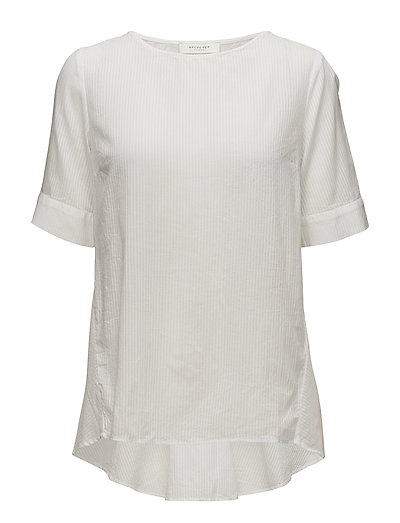 SFJANA 2/4 TOP - BRIGHT WHITE