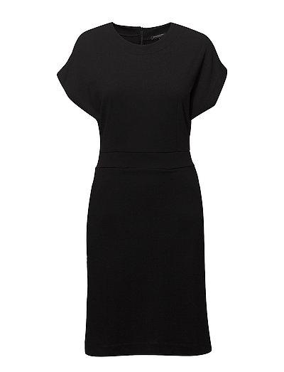 SLFVELLA SS DRESS B - BLACK