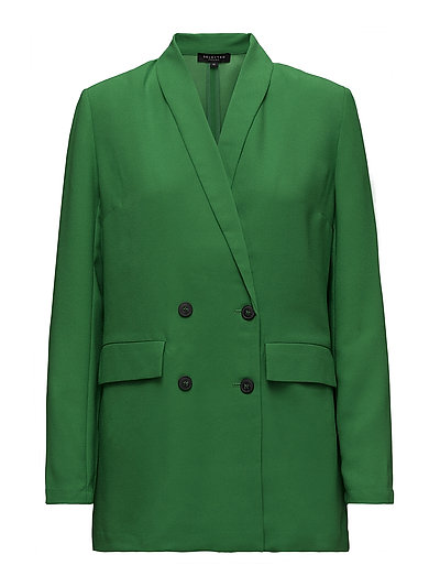 SLFJOLLY BLAZER RT - JOLLY GREEN