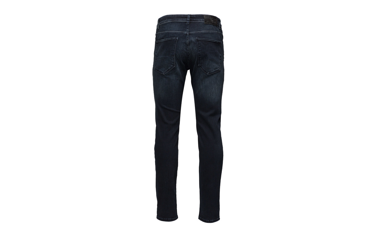 leon Jeans Denim Selected Homme 6110 Shnslim Dark Noos St Blue D 0UaaFwnx