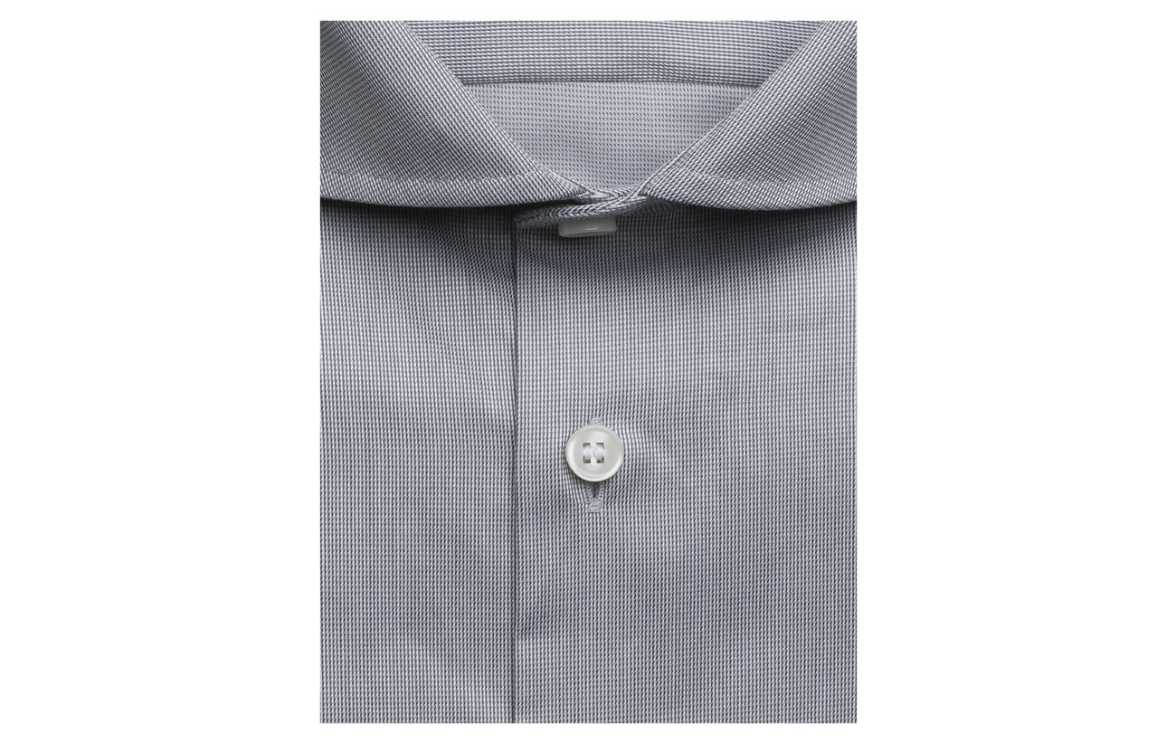 Light Selected Noos Blue Slhslimsel pelle B Homme Ls Shirt nawHqaPxr