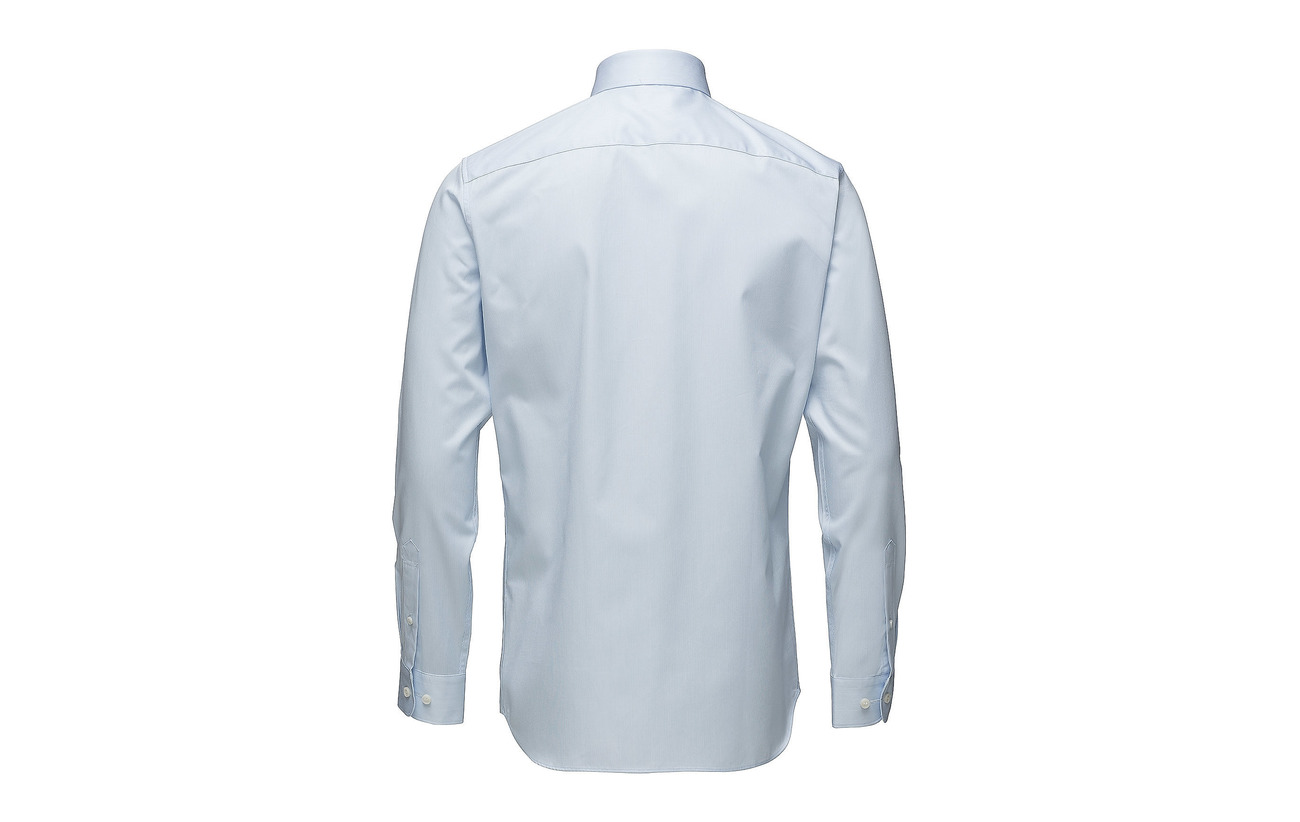 Shirt Homme Ls Slhslimsel pelle B Selected Noos Insignia Blue t1qwOd