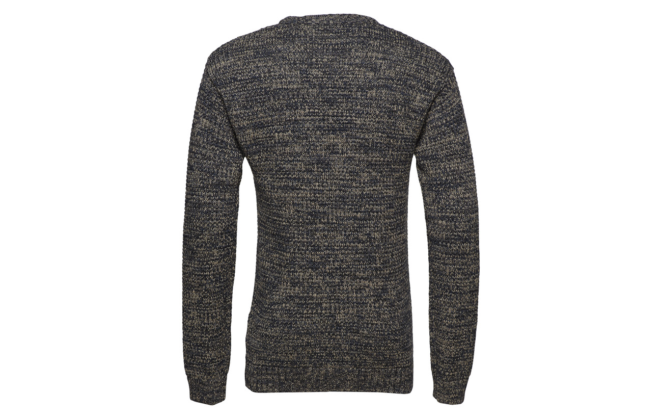 Selected Neck Crew Night Slhjames W Homme Sky w7aw4qZx