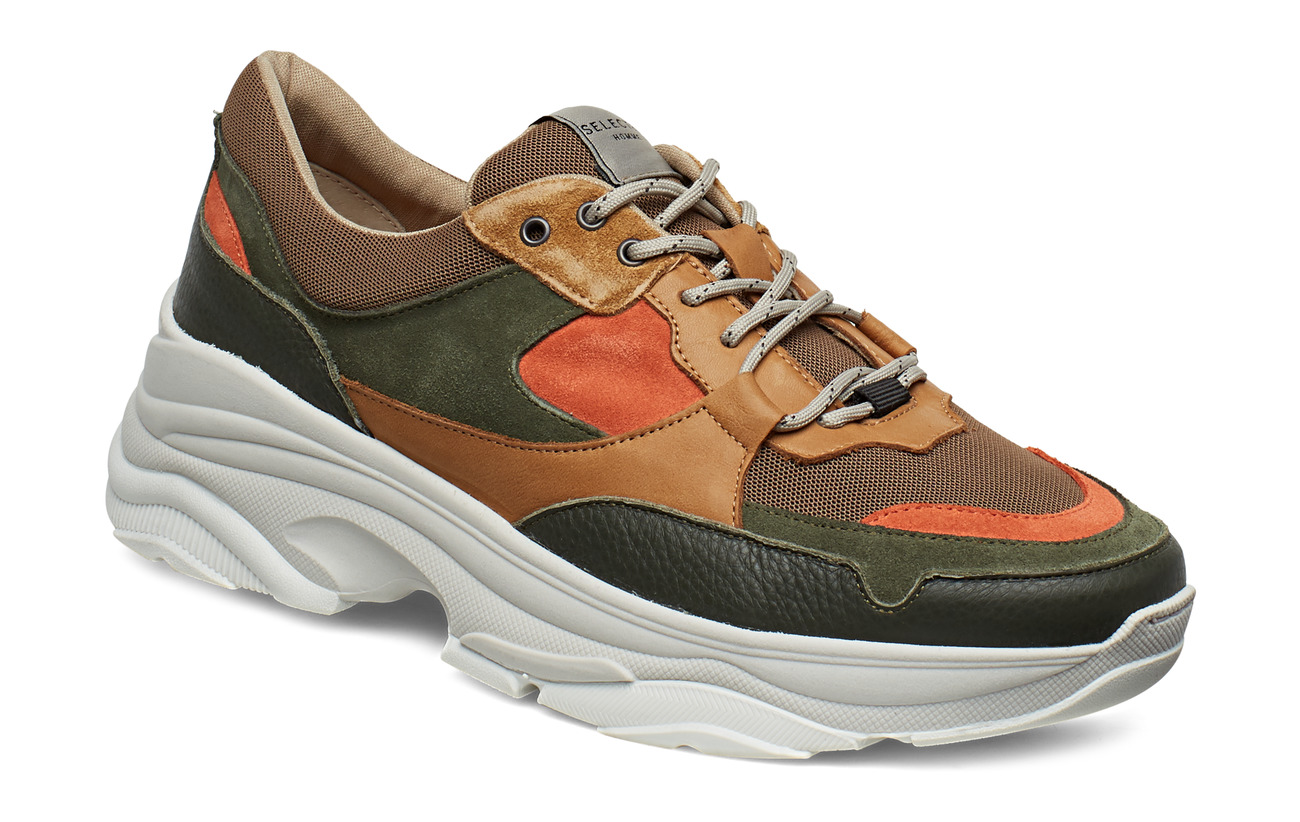 Selected Homme SLHGAVIN TRAINER W - PICANTE