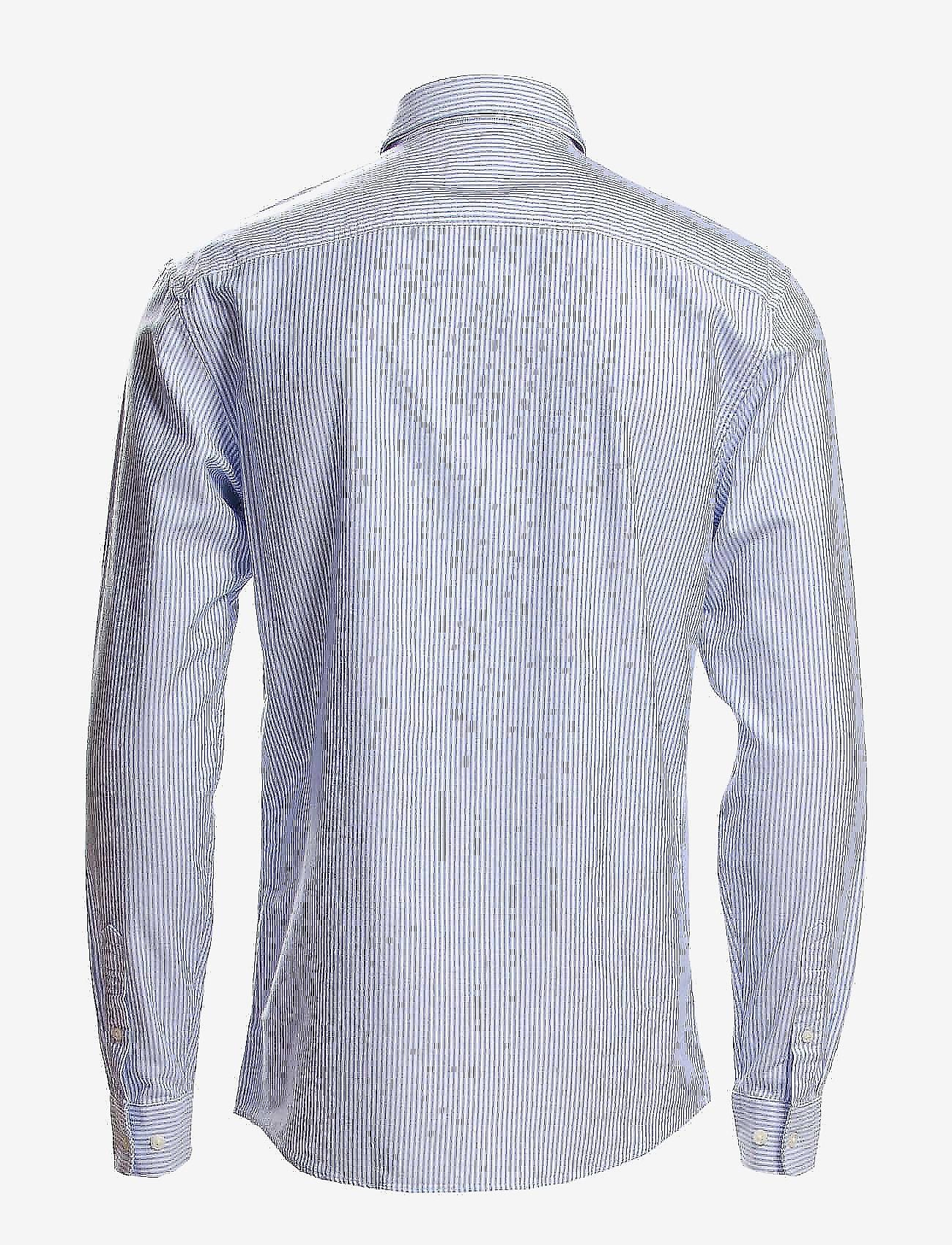 Selected Homme - Collect shirt ls r   H - ikdienas krekli - air blue - 1