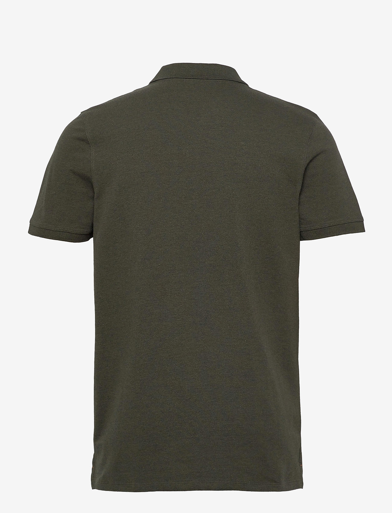 Selected Homme - SHDARO SS EMBROIDERY POLO NOOS - lyhythihaiset - rosin - 1
