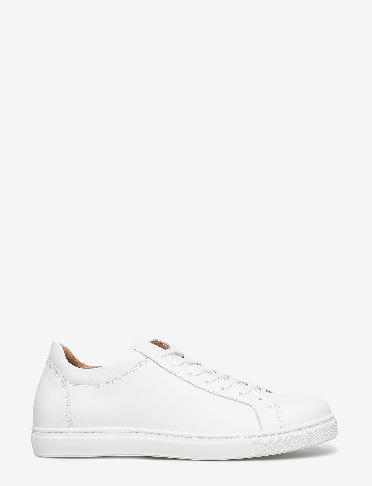 Selected Homme - SLHDAVID SNEAKER W NOOS - laag sneakers - white - 1