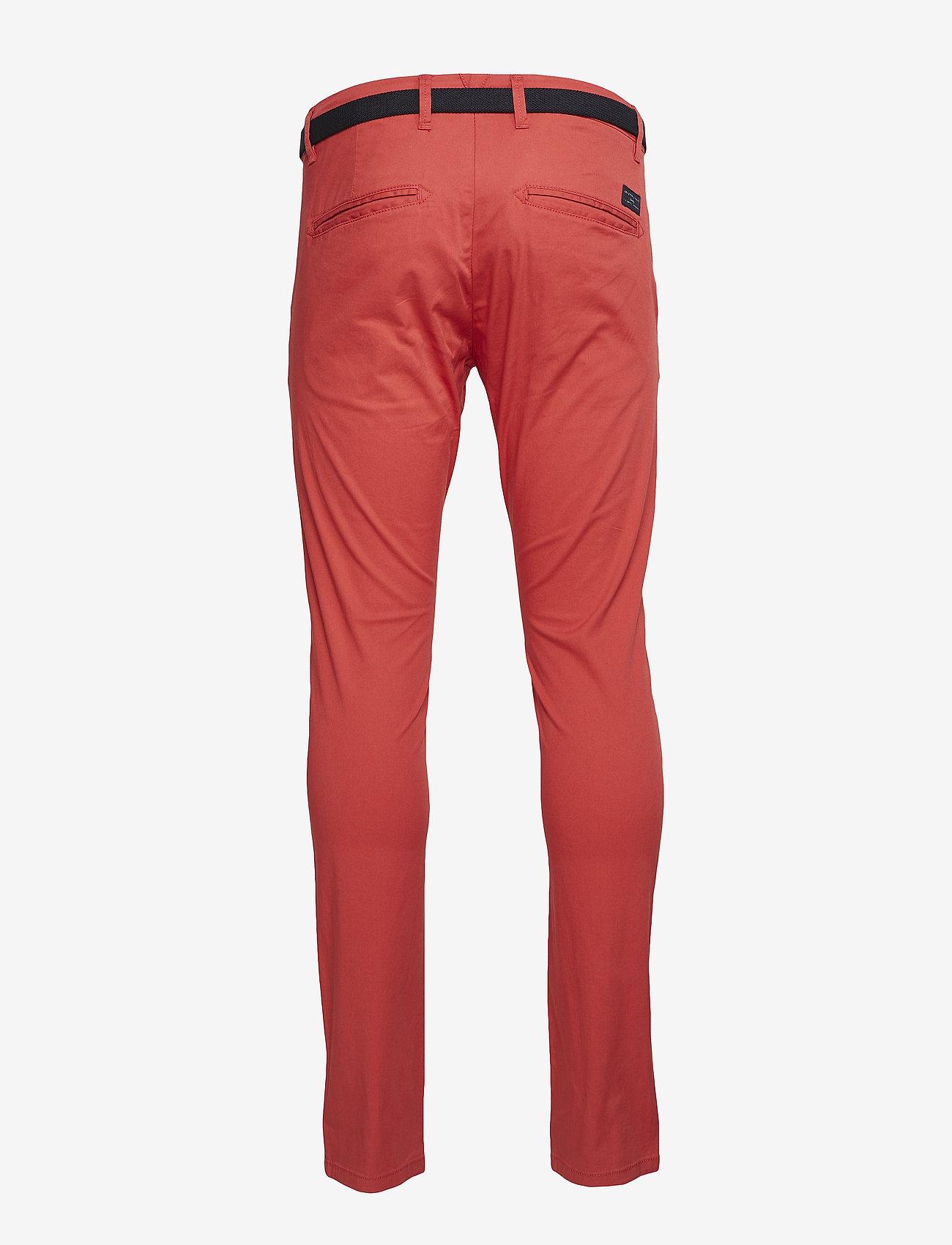 Selected Homme - SHHYARD CHRYSANTHEMUM SLIM ST PANTS - casual trousers - chrysanthemum