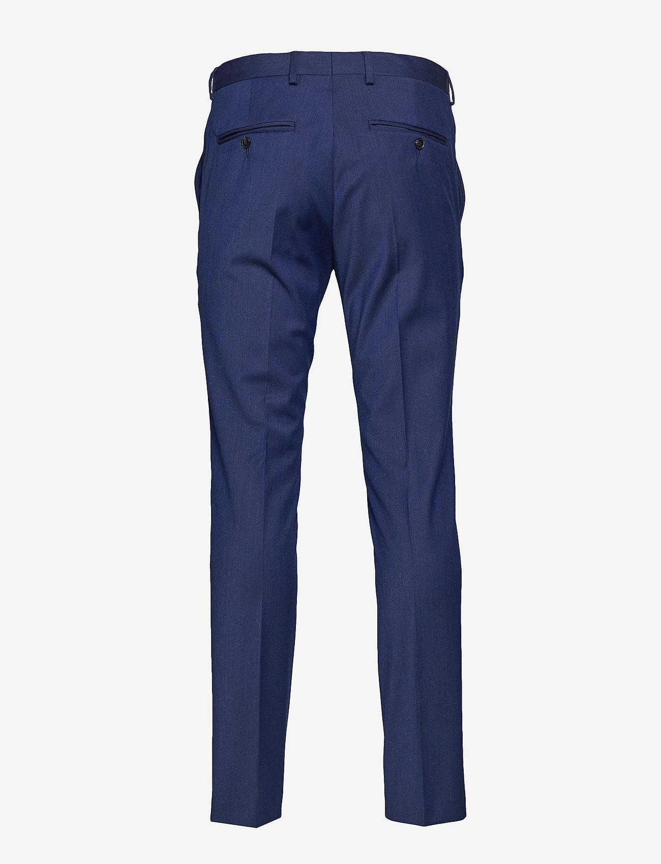 Selected Homme - SLHSLIM-MYLOBILL BLUE TRS B NOOS - suitbukser - blue depths - 1
