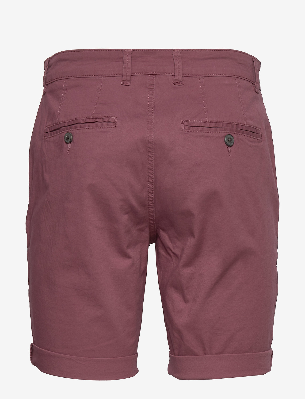 Selected Homme - SLHSTRAIGHT-PARIS SHORTS W NOOS - chino's shorts - wild ginger - 1