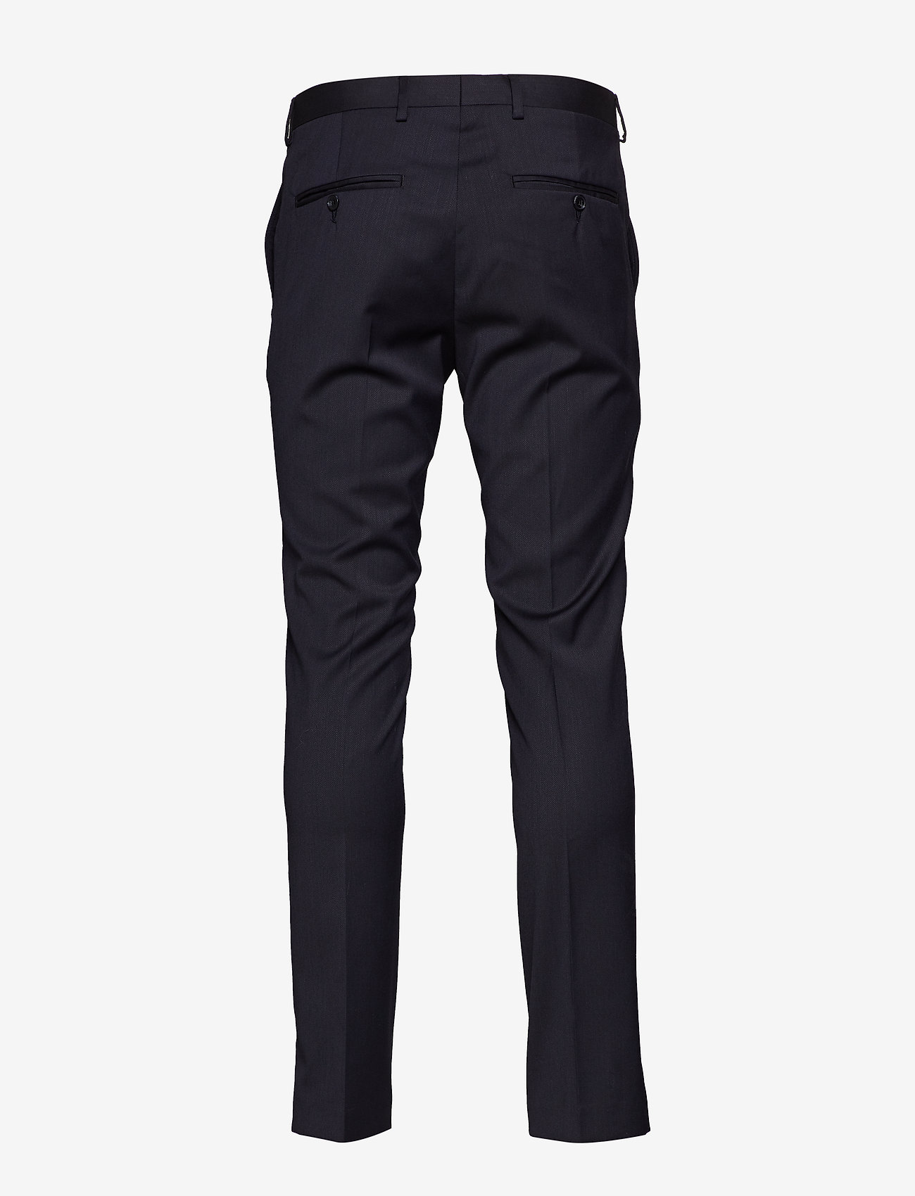 Selected Homme - SLHSLIM-MYLOBILL NAVY TROUSER B NOOS - suit trousers - navy blazer